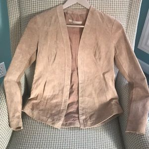 EMU New Suede jacket. Size small